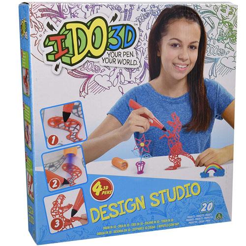 I Do 3D Vertical Design Studio