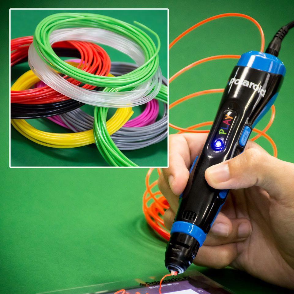 marcas de lápices variedad de filamentos 3D