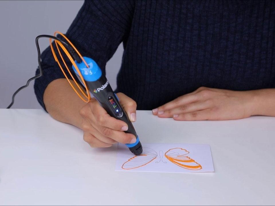 marcas de lápices modelo en diseño 3D