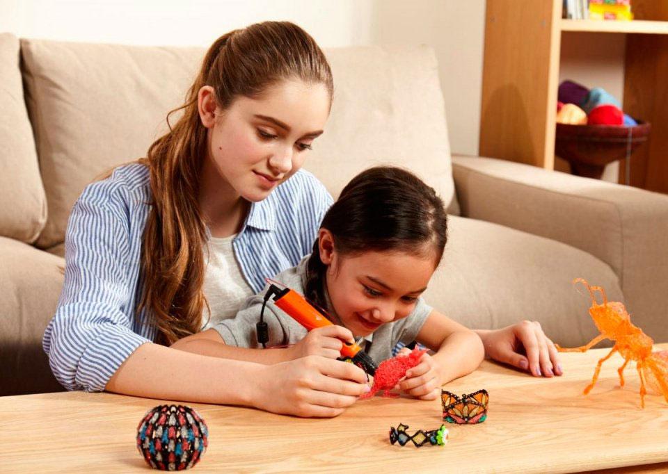 tipos de lápices adulta e infante 3D